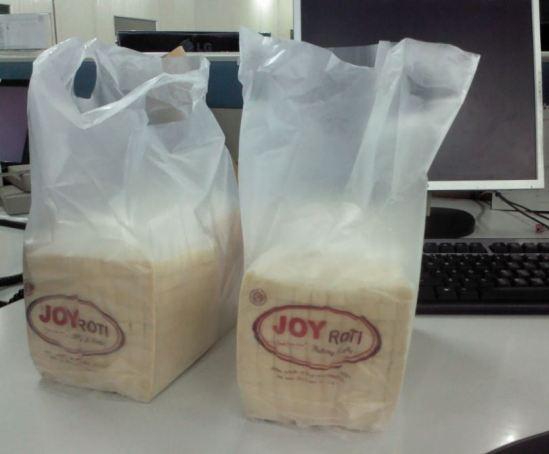 Roti tawar Joy Roti