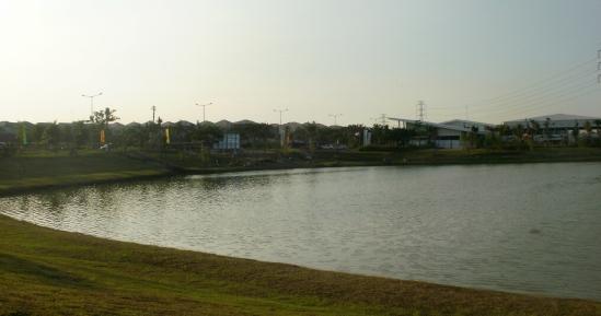 Danau Elysium - Lippo Cikarang