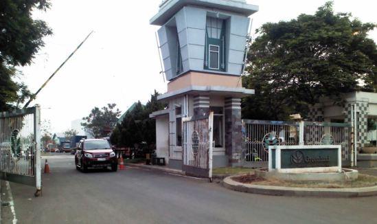 Lokasi pool shuttle bus Kota Delta Mas