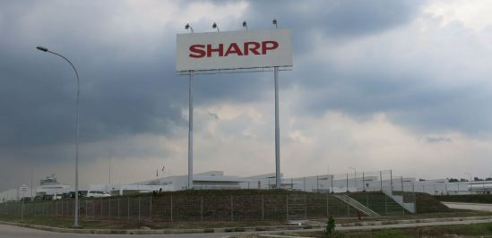 Pabrik PT Sharp Electronics Indonesia di KIIC
