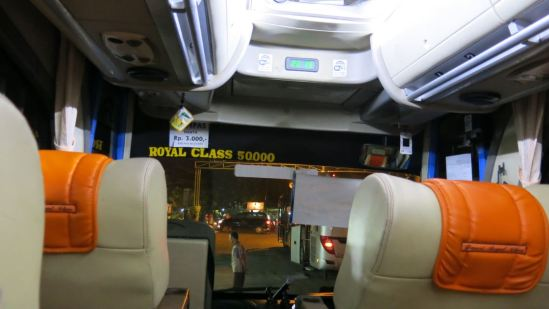 Bus Damri Bandara - Royal Class